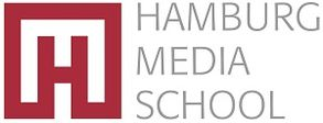 Hamburg Media School Logo